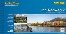 Innradweg bikeline Radtourenbuch Coverbild 2019