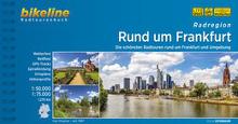 Fahrradtouren rund um Frankfurt am Main bikeline Radtourenbuch