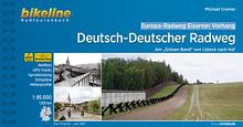 Deutsch-Deutscher Radweg bikeline Radtourenbuch Coverbild der Ausgabe 2015
