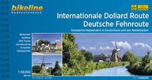 bikeline Radtourenbuch Internationale Dollart Route Deutsche Fehnroute Coverbild