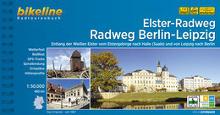Radweg Berlin Leipzig Radtourenbuch bikeline Cover