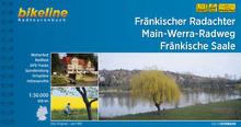 Fränkischer Radachter Radweg bikeline Radtourenbuch Cover