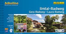 Ilmtal Radweg bikeline Radtourenbuch Coverbild 2016